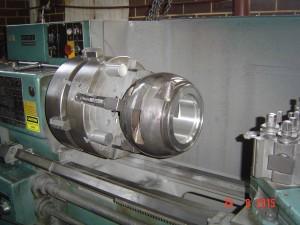 Machining White Metal
